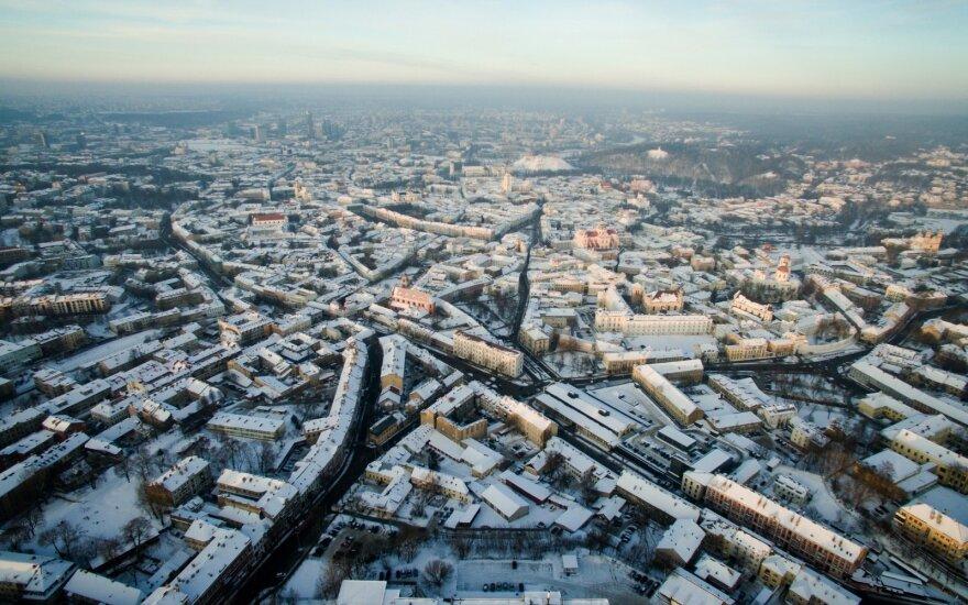 """""""Eigesa"""" Naujamiestyje statys biurų pastatą, investicijos - 8 mln. eurų"""