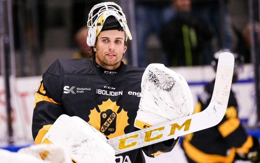 Mantas Armalis / FOTO: hockey.lt