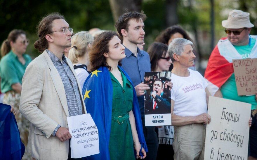 Prezidento rinkimai Baltarusijoje – be stebėtojų iš Vilniaus