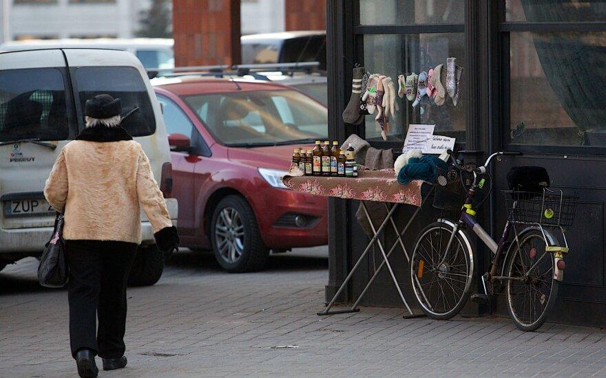 Nepagailėjo kritikos: Lietuvai iki lyderės kaip iki mėnulio