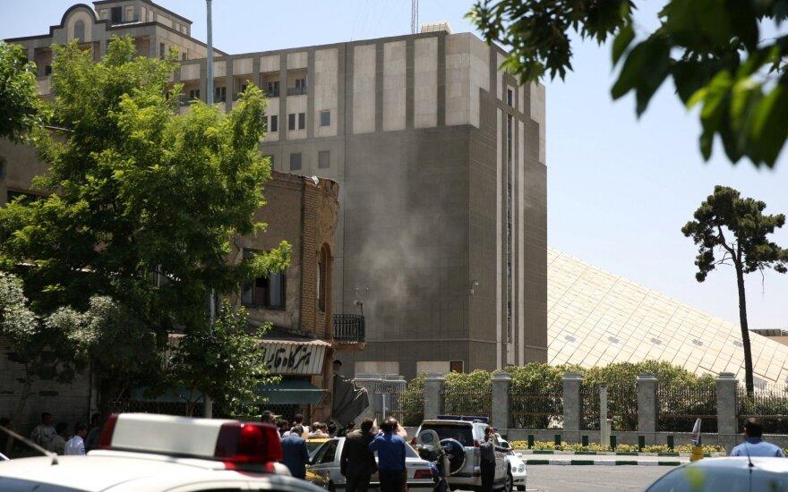 Išpuoliai Irane – žuvo mažiausiai 12 žmonių, sužeisti 39