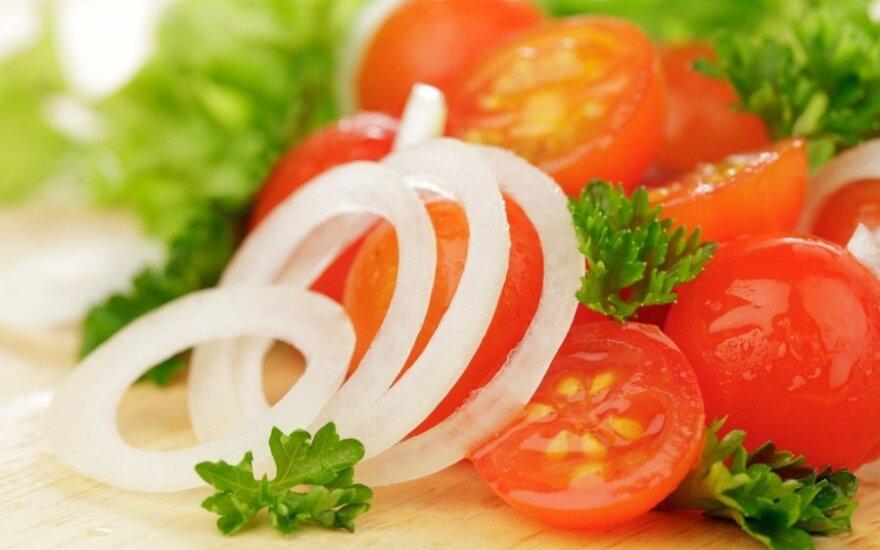 Konservuoti pomidorai su želatina