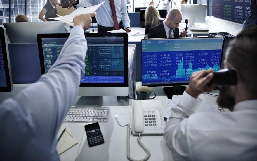 """""""Biržos laikmatis"""": entuziazmas akcijų biržose neslūgsta"""