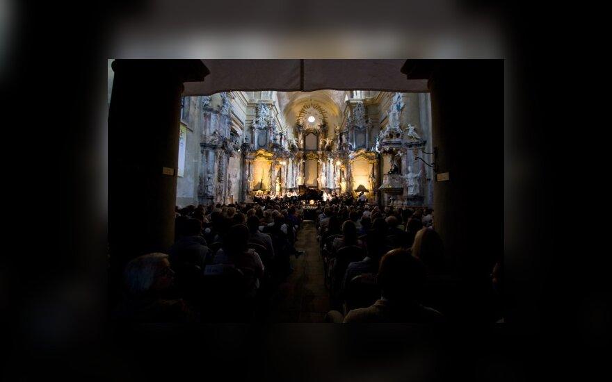 Šv. Kotrynos bažnyčia. E.Levin nuotr.