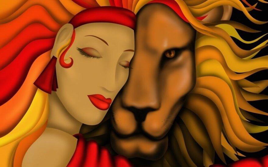 Astrologinių ženklų portretai: viskas apie Liūtą