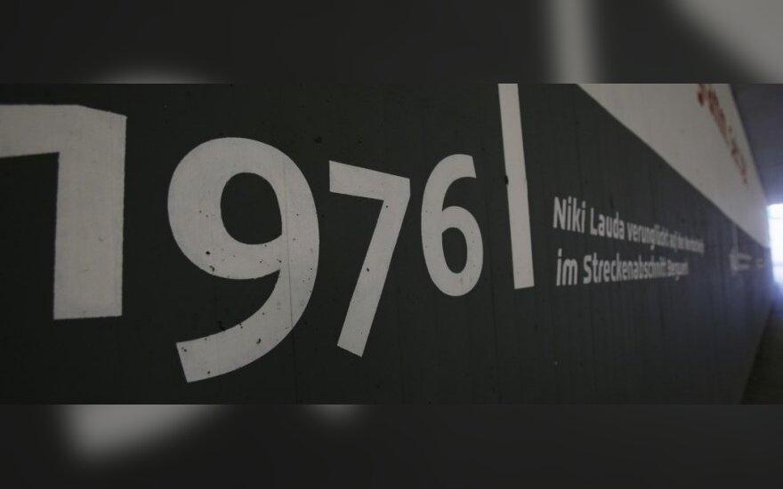 1976 m. Niurburgringe Niki Lauda patyrė siaubingą avariją