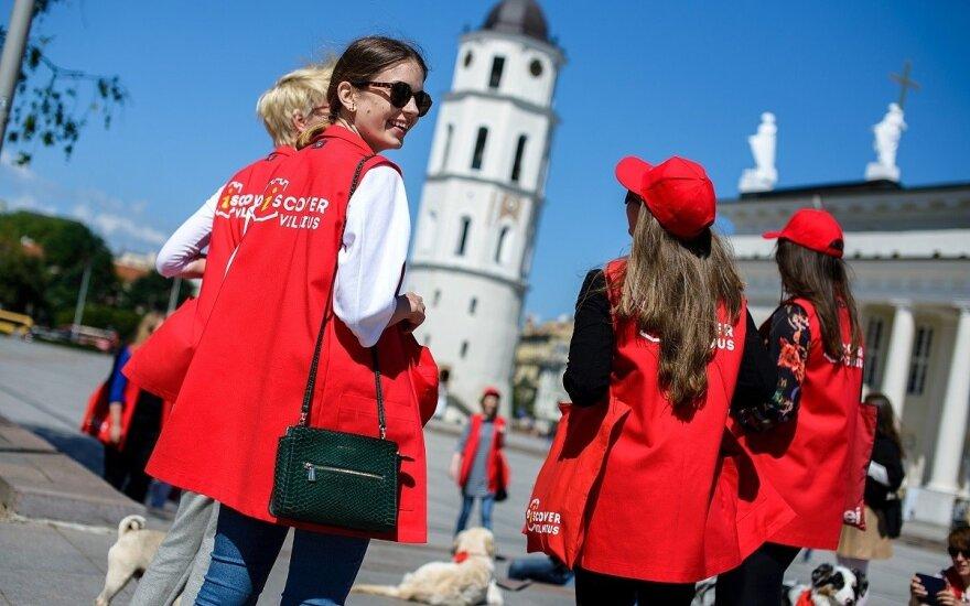 Vilniaus turizmo savanoriai