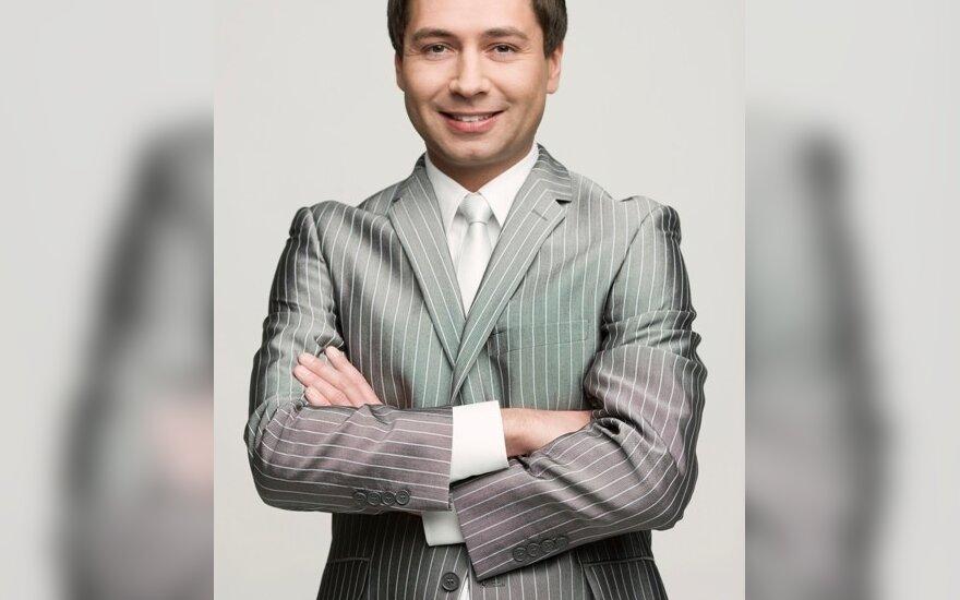 """Aurimas Dautartas                          """"Sport1"""" nuotr."""
