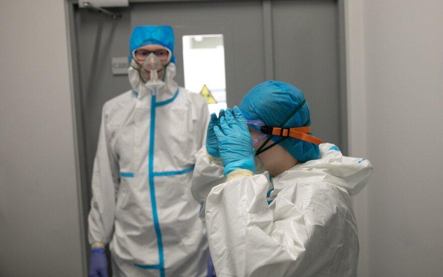 Lietuvoje per parą patvirtinta 12 naujų koronaviruso atvejų