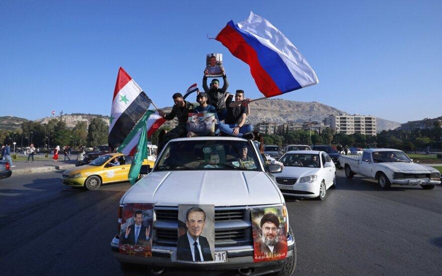 """Romas Sadauskas-Kvietkevičius. Bausmė """"žvėriui Assadui"""": ar tikrai geriau už spalvotas kreidutes?"""