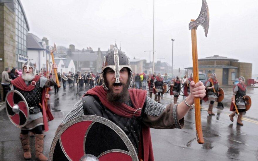 Vikingai