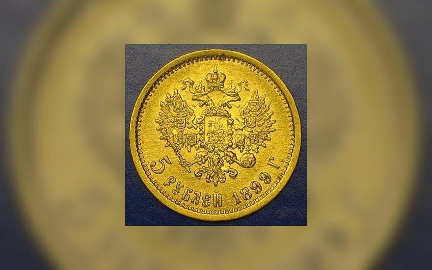 Ekspertai: augantis eksportas apsaugos rublį nuo naujos devalvacijos