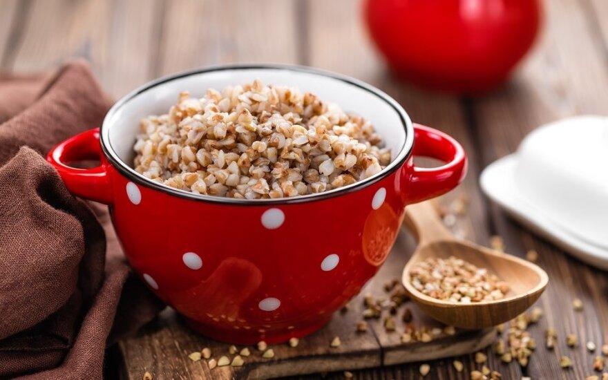Efektyvi grikių dieta