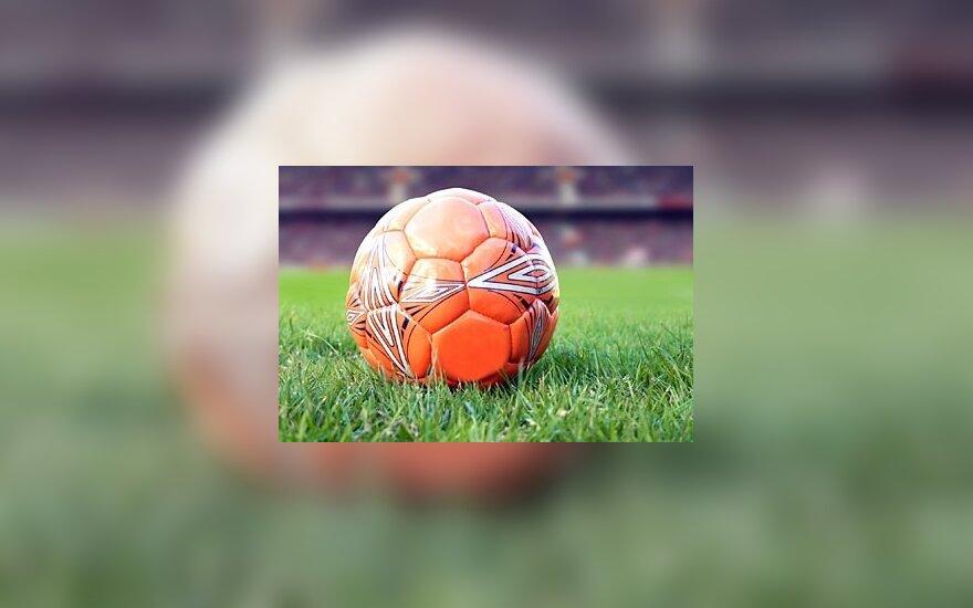 """Latvijos """"Žiemos taurės"""" futbolo turnyro rungtynėse R. Freidgeimas buvo įspėtas"""