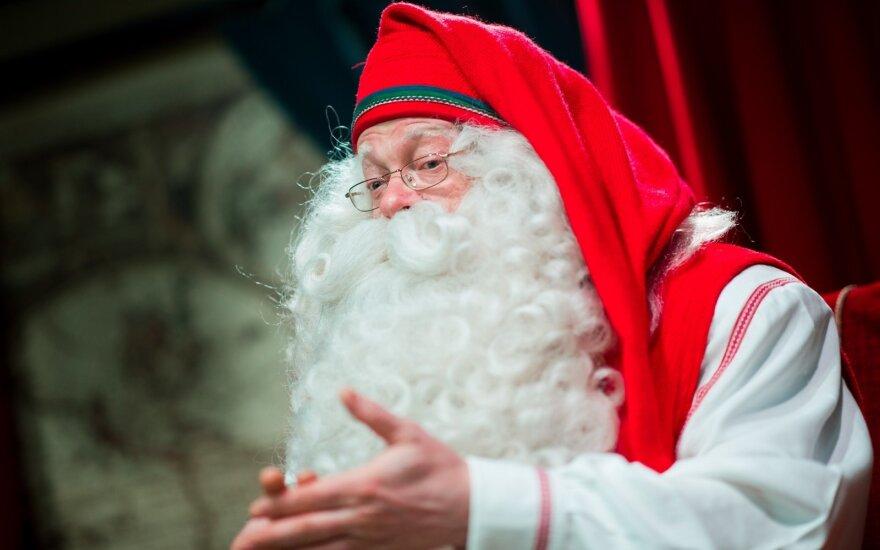 Kalėdinėmis dovanomis nepatenkintas vaikas iškvietė policiją