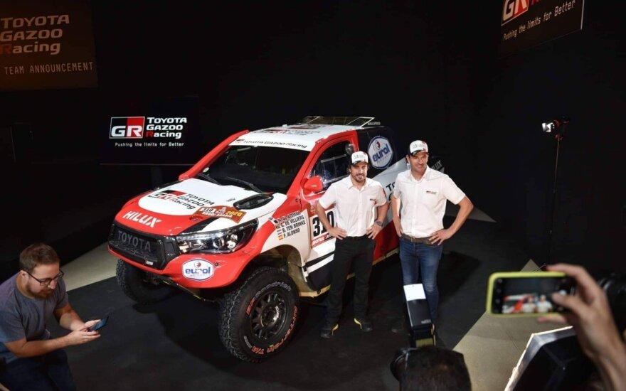 """Toyota Gazoo Racing"" komanda"