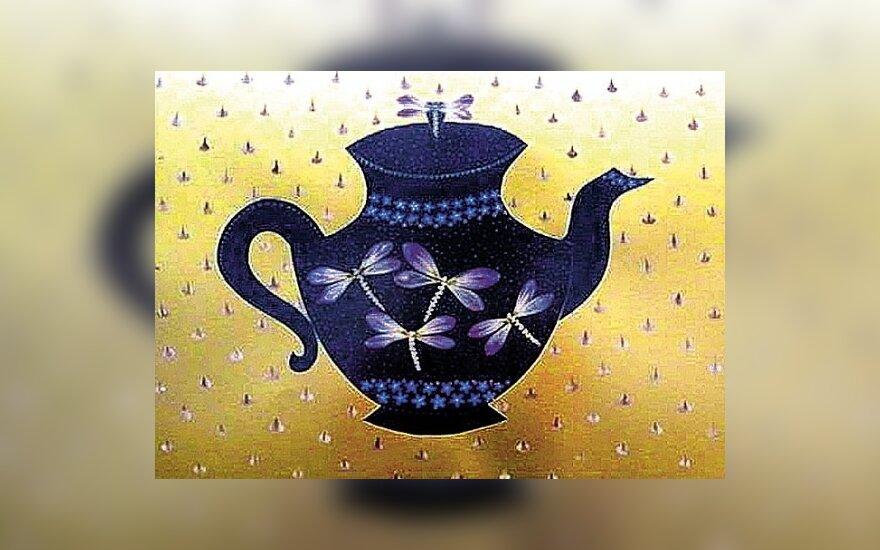 Astos Ramoškienės arbatinukas.