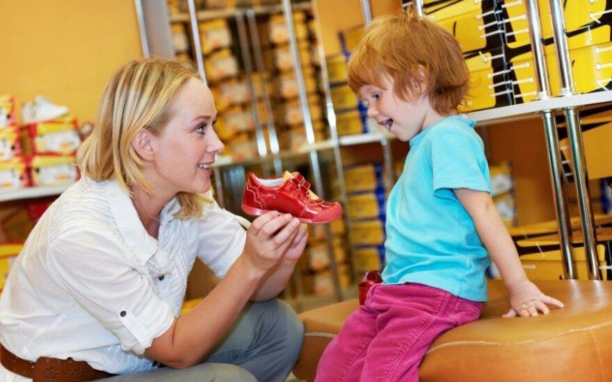 Renkame batukus vaikui: į ką atkreipti dėmesį?