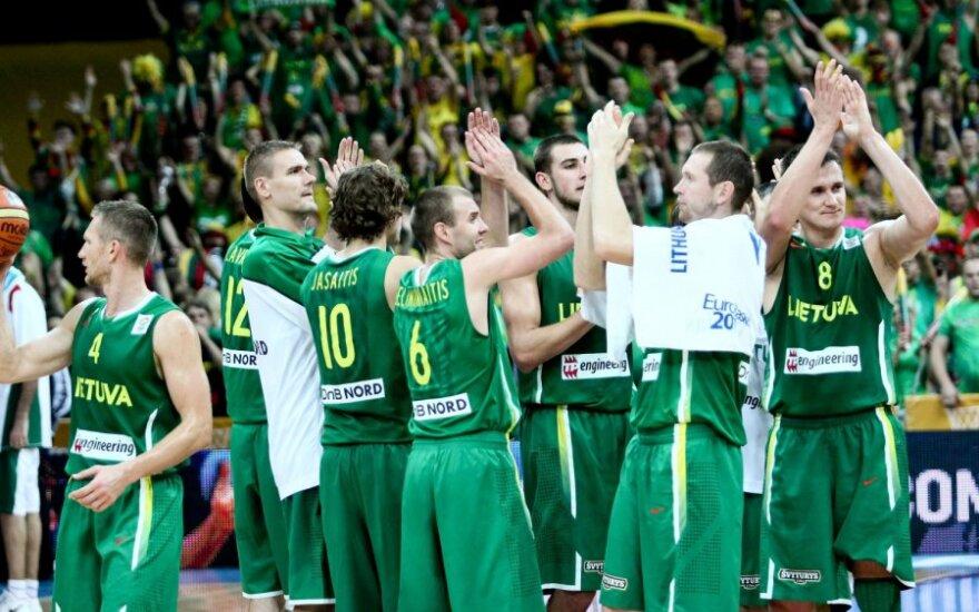 Lietuvos rinktinės žaidėjai