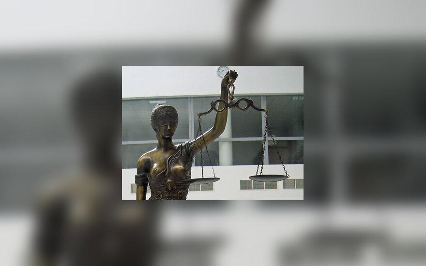 Teisingumas, Teismas, Temidė