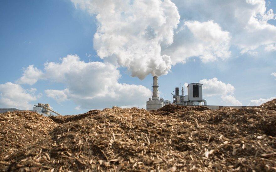 """""""Litgrid"""" perleido biokuro biržos akcijas"""