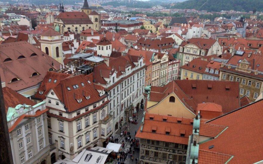 Čekijos pareigūnai neįleido į šalį Rusijos diplomato