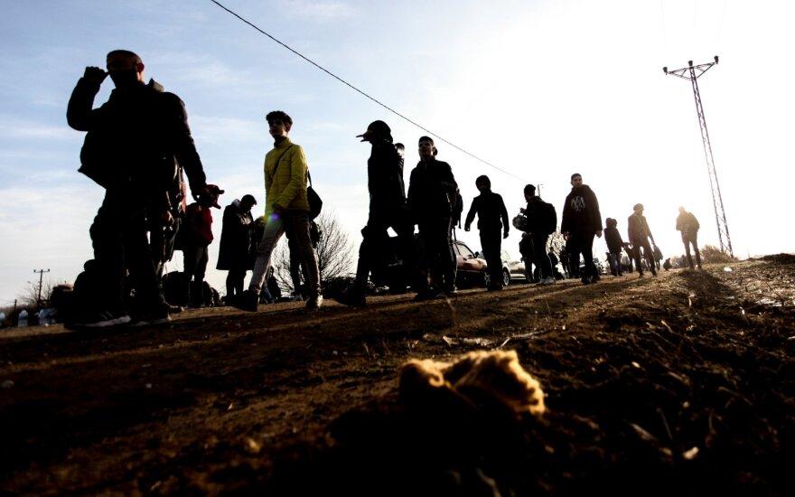 Tikroji Erdogano grėsmė Europos Sąjungai – ne ties siena su Graikija