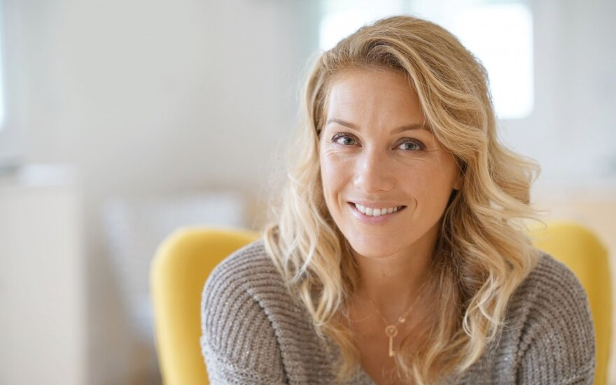 Susimąstymas apie menopauzę, kai ji užgriūva: tarsi kasti šulinį, kai norisi gerti