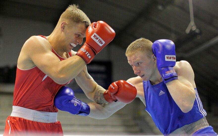 Algirdo Šociko bokso turnyras