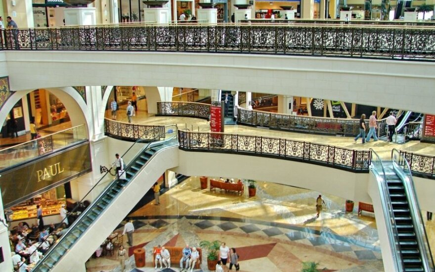 Lankomiausias prekybos centras pasaulyje
