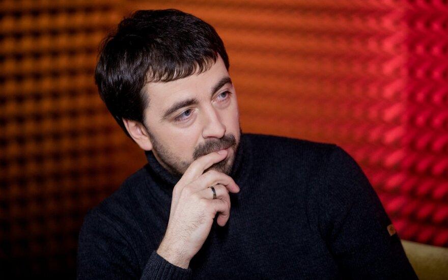 Mindaugas Nastaravičius