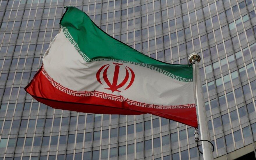 Iranas paleido ryšiais su Izraelio žvalgyba įtartą rusų žurnalistę