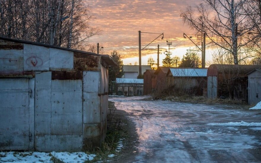 Blogos žinios metalinių Kauno garažų savininkams