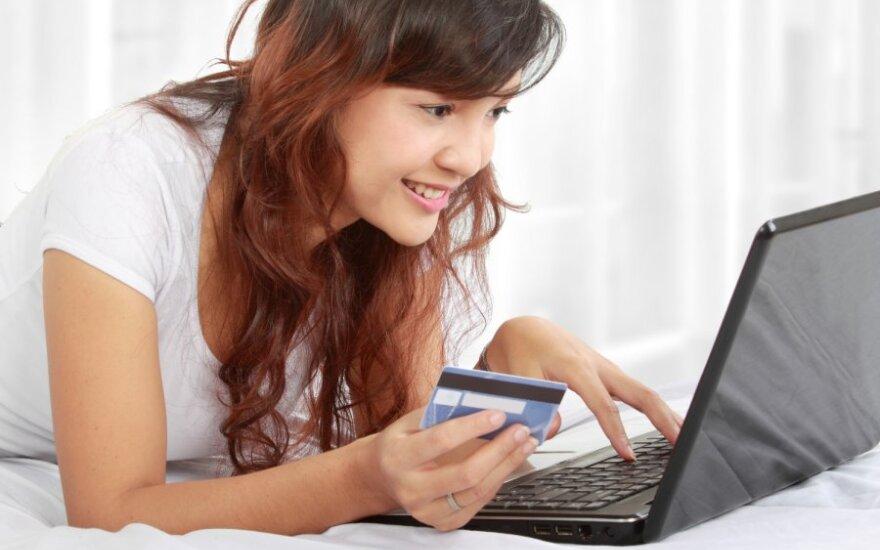 Internete – netikrų elektroninių parduotuvių bumas