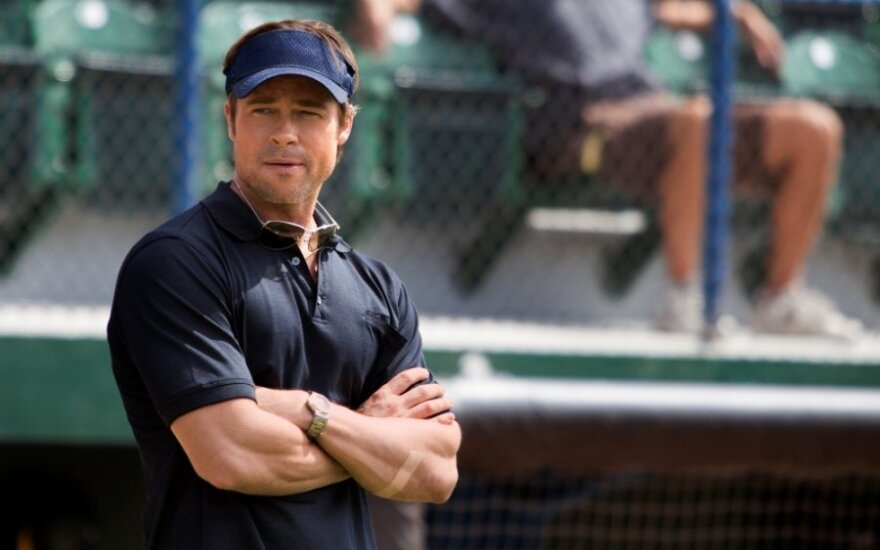"""Bradas Pittas filme """"Žmogus pakeitęs viską"""""""