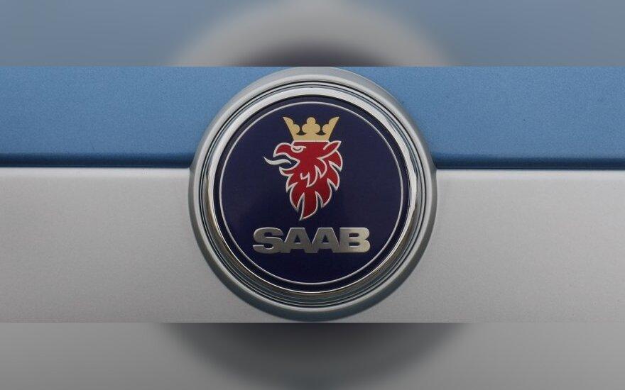 """""""Saab"""" nuo rudens vėl eksportuos automobilius į Kiniją"""