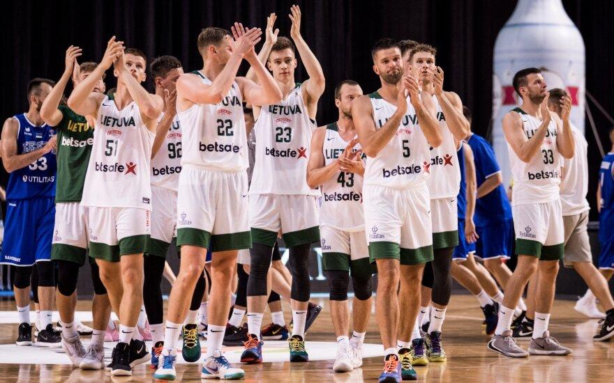 """LKF nori užbaigti Europos čempionato atranką dar vienu """"burbulu"""" Lietuvoje"""