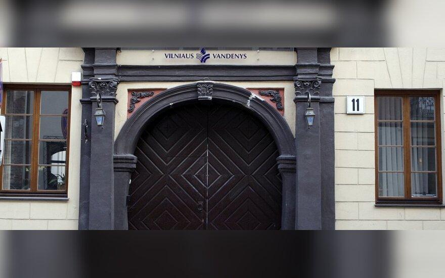 """""""Vilniaus vandenys"""" nutraukė 25 mln. eurų vertės nuotekų valyklos rekonstrukcijos konkursą"""