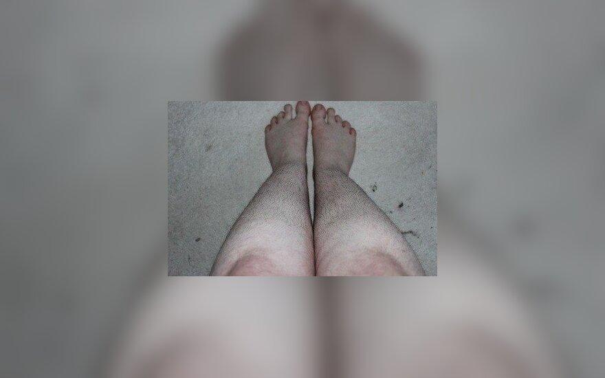 SAVAITĖS TEMA. Mano kūnas plaukuotas - ir aš tuo didžiuojuosi!