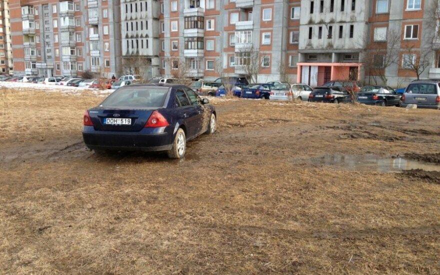 Klaipėdoje, Vingio g. 2013-04-09