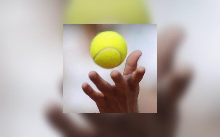 Prancūzai pergale pradėjo Hopmano taurės teniso turnyrą Australijoje