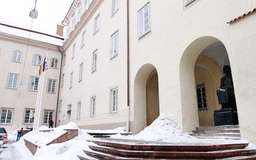 Neįgalųjį skaudina Lietuvos aukštųjų mokyklų neveiklumas – tikėjosi daugiau rūpesčio