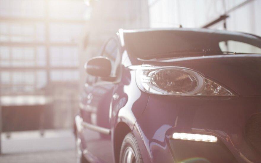 Atnaujintas Peugeot 107