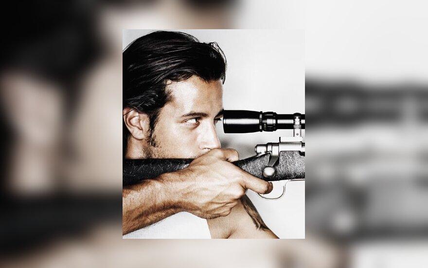 šaudymas, šautuvas