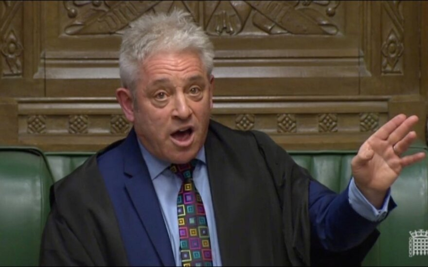 Johnas Bercow