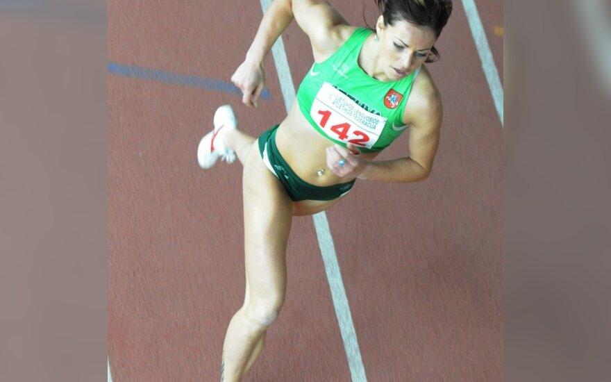 R.Drazdauskaitė 10 km bėgime Airijoje finišavo vienuolikta