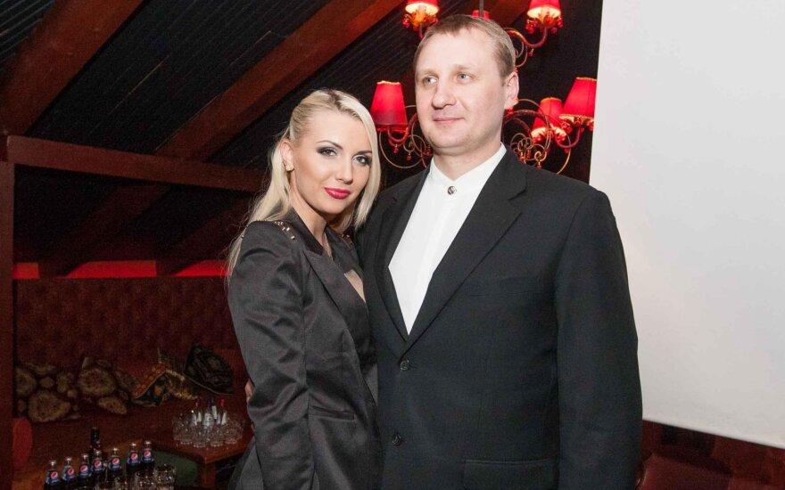 Monika Kvietkutė ir Andrius Šedžius
