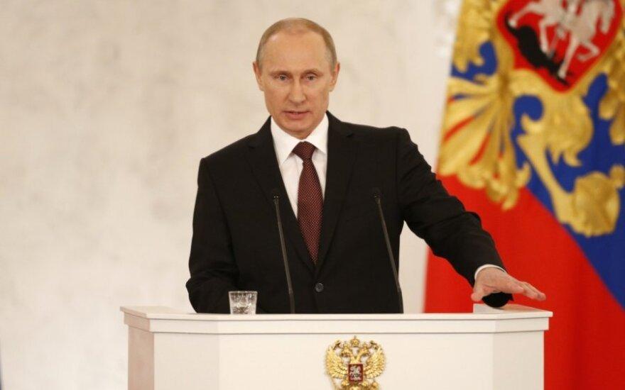 V. Putinas gręžiasi į Aziją