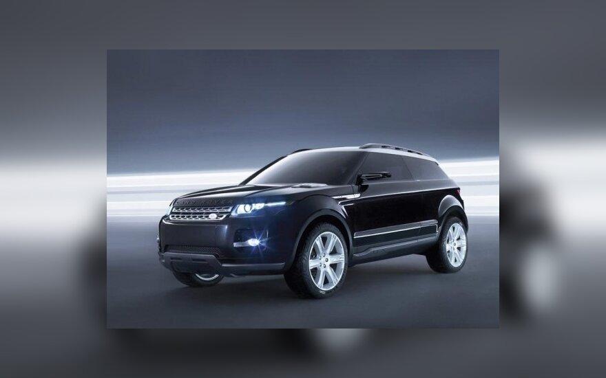 Range Rover LRX koncepcija