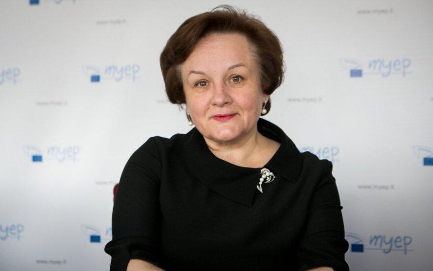 L. Andrikienė. Lietuvos eurokomisaras – koks jis turi būti?